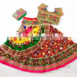 Designer cotton Chaniya Choli - Cotton Traditional Choli - Gujarati Chaniya Choli -Designer Sanedo Style Choli