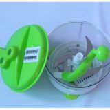 Kitchen Tools Garlic Press Chopper Slicer Grinder Meat Fruit Vegetable Crusher