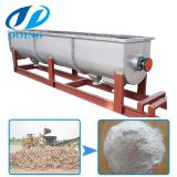 Cassava paddle cleaning machine for remove cassava dirt sand