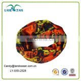 Custom logo multicfunctional seamless bandanas for sports 2015