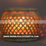 Christmas Gift Stone Candle Lamp