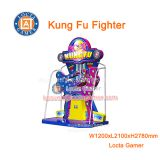 Zhongshan Locta funny press Kung Fu Fighter coin operated arcade game