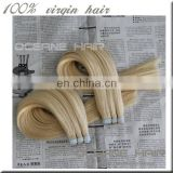Full cuticle factory price best selling new arrival most fashionable micro tape and hair extension