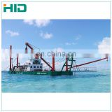 China high quality 20 inch cutter suction dredger for Bangladesh market