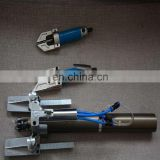 High Quality Portable Corner Cleaning Hand Tool Upvc Window Making Machine