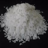 Caustic soda manufacture