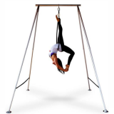 Yoga Swing Hammock Frame Stand Set