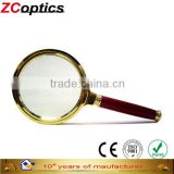 electronic best sellers Fashion High Quality Magnifying Glass for magnify reading writing