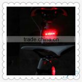 2015 hot sale factory cheap high quality rear led bicycle turn signal light Foe Wholesale