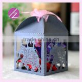 Candy box for wedding party indian wedding cake boxes cute elephant shape candy box TH-56 and TH-67                                                                         Quality Choice