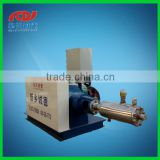 Multipl-layer adiabatic liquid co2 cylinder filling unit