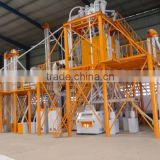 100TPD maize flour milling machinery