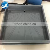 colorful (white/black) thickness vacuum formed plastic tray for any kind of tools