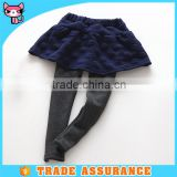 China factory produce blue kids tight pants