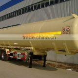 super single tyre LPG tank semi trailer
