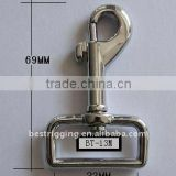 swivel Square Lobster claw Snap Hooks Manufacturing price