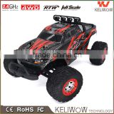 Electric 4WD universal rc car remote control monster rc truck with rc car parts                                                                         Quality Choice