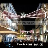 christmas decoration supplies led street decoration arch motif light outdoor waterproof lights for christmas /holiday decor