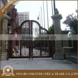 With 9 years experience factory directly antique wrought iron fence panels