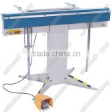 EB1250 with 4 sets clamping bars magnetic bending machine