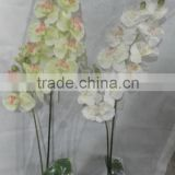 wedding favor two stems silk artificial orchid flower