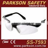 Taiwan Two Pieces Lens Industrial Safety Spectacle with CE EN166 and ANSI Z87.1 Standard SS-7593