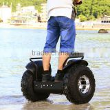 Waterproof 2 wheels self balancing electric scooter,electric chariot personal transportation