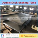 low price shaking table,gold and silver refinery equipment made in shicheng China                                                                         Quality Choice