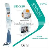 SK-X80 New With Blood Pressure Measurement Hand Weight Pallet Scale