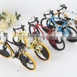 Metal Bike Model for Gifts