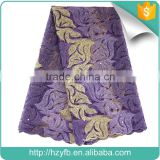 Nigerian top selling tulle lace material for wedding latest nigerian tulle lace big aso ebi dress net fabric wholesale