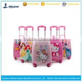 2016 factory wholesale Small Kids Travel Trolley Bag                                                                         Quality Choice