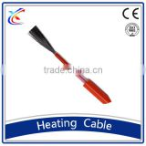12K carbon fiber underground heating braided cable electric heating wire