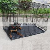 Well-suited modular XXL dog cage