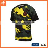 fashional army green sublimation rugby shirt, T-shirt Rugby Shirt thermal transfer,fashional new style2016,custom rugby suits