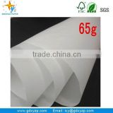 Best Sale Competitve Price White Glassine Paper Rolls for Wrapping