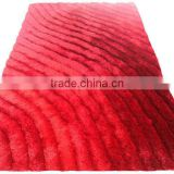 3D rugs for home floor AC-N122 100%Polyester Shaggy carpet