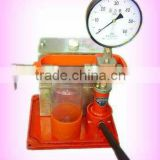 HY-I fuel injector nozzle tester, Fuel tank: 3.37L,Overall dimension: 315x 285x 490 (mm)