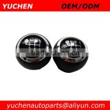 YUCHEN Car Gear Shift Knobs Silver/Black For TOYOTA COROLLA VERSO AURIS AYGO RAV4 AVENSIS YARIS URBAN CRUISER ALTIS SCION TC