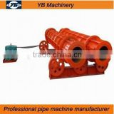 concrete / cement pipe making machine, pipe production line, cement pole making machinery