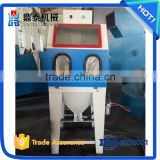High efficiency sand blasting cabinet, used sand blasting machines