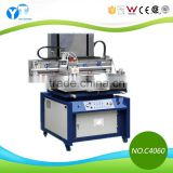 YT 4060 Semi Automatic Vertical Screen Printing Machine such as membrane switch circuit board