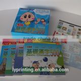 High Quality Children Book Publishers in China, Children Coloring Book With Cardboard Slipcase