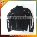 Breathable Motorbike Jacket Breathable Motocross Clothes Men Anti-Pilling Motorcycle Jackets