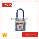 Long Shackle Safety Laminated Padlock With Master Key                                                                         Quality Choice