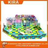 Soft plaly kids indoor play structure