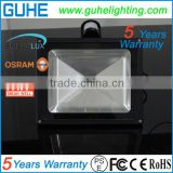 Taiwan Mean Well driver 85-277VAC 30w led flood lights replacement halogen lamp 20w outdoor lighting 5 years warranty