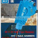 Supplying BLTB53 hydraulic hammer for mini excavator spare parts at reasonable price