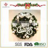 2015 Christmas wreath supplies wholesale