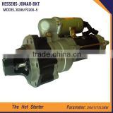 new product low cost starter and alternator parts for PC200-5 6D95